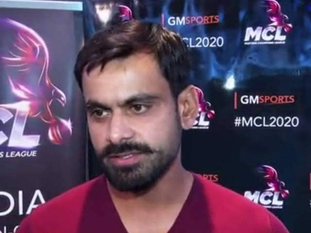 Video : MCL: Hafeez Wants to See His Hero Brian Lara in Action