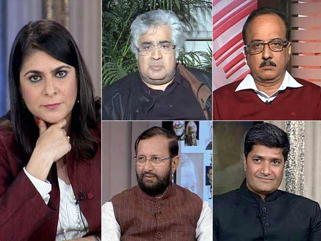 Video : The NDTV Dialogues: India's Environment Challenge