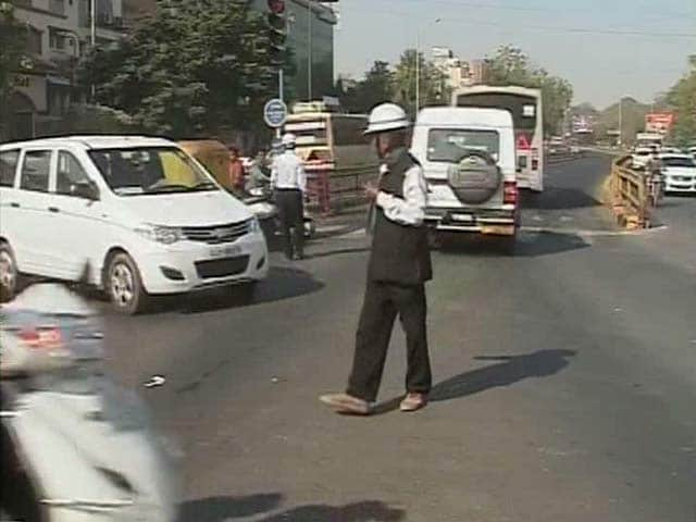 Video : Now, BJP-Run Ahmedabad Civic Body To Take 20% Cars Off Roads Every Day