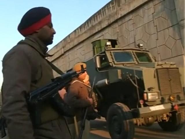 Video : In Pathankot Attack, Security Officials See Revival Of Jaish-e-Mohammed