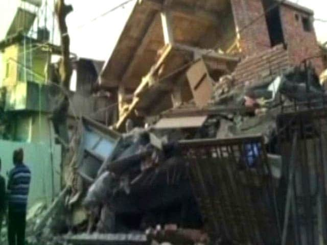 Video : 6.7 Magnitude Earthquake In Northeast Kills 8, Injures Nearly 100