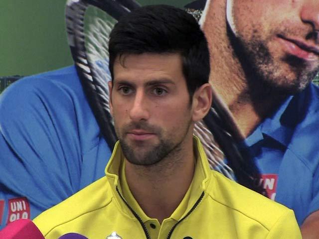 Video : Roger Federer's Master-Stroke Worries Novak Djokovic