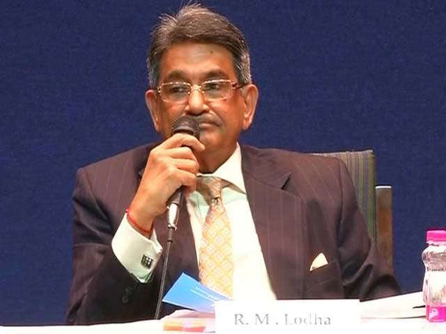 Video : Lodha Panel Proposals Aimed at Overhauling Indian Cricket Board