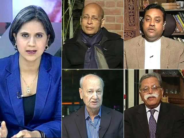 Video : Pathankot Attack: Will It Derail India-Pakistan Talks?
