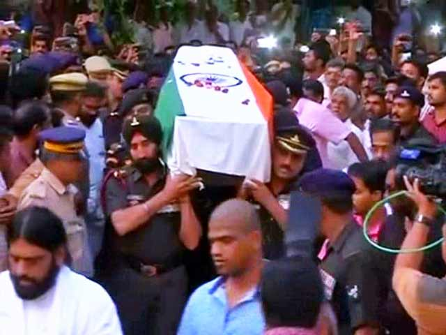 Video : Tribute To Pathankot Bravehearts