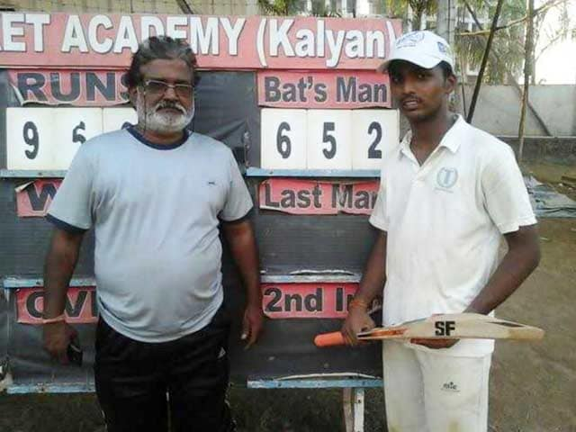 Video : Mumbai's Pranav Dhanawade Scores Record 1009* in School Cricket