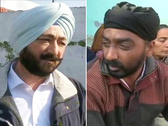 Video : On Pathankot Terror Trail: The First Victim And The Cop Who Got Away