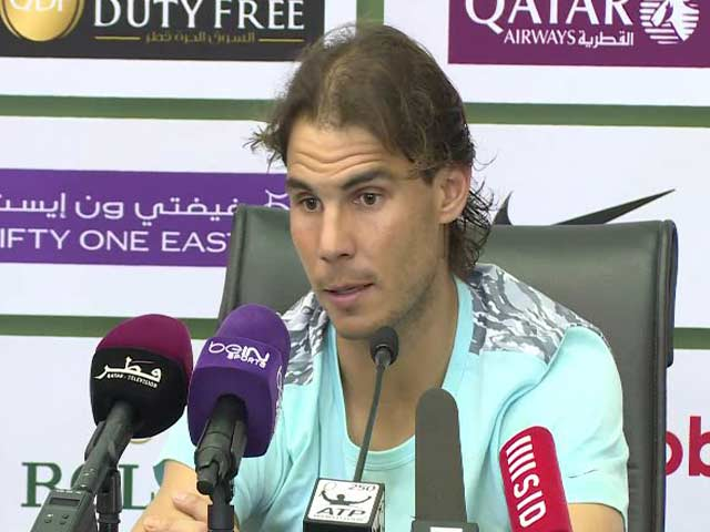 Video : Nadal Backs 'Humble' Zidane to Succeed As Real Madrid Manager