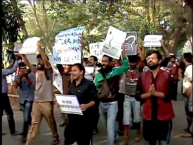 Videos : गजेंद्र चौहान ने FTII के अध्यक्ष पद का कार्यभार संभाला