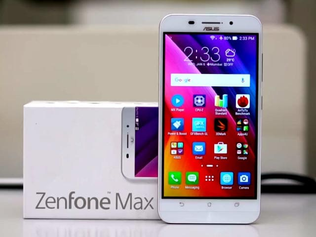 Video : Asus ZenFone Max Unboxing and Review