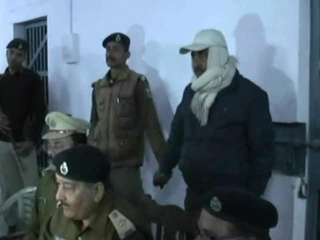 Video : Gangster's Sister, Her Husband Arrested For Bihar Engineers' Killing