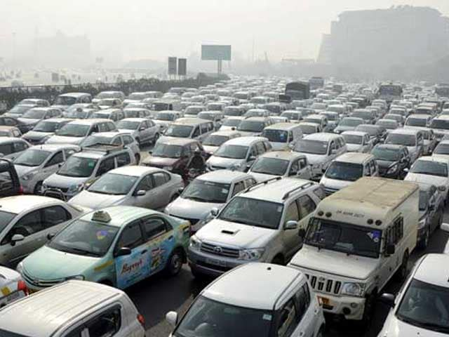 Video : Odd-Even For Another Week for Delhi, Court Won't Cancel It