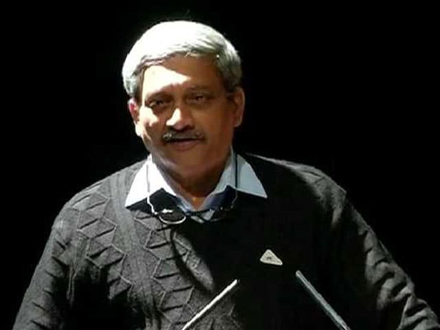 Video : 'Those Who Harmed Us Will Feel The Pain': Parrikar On Pathankot Attack