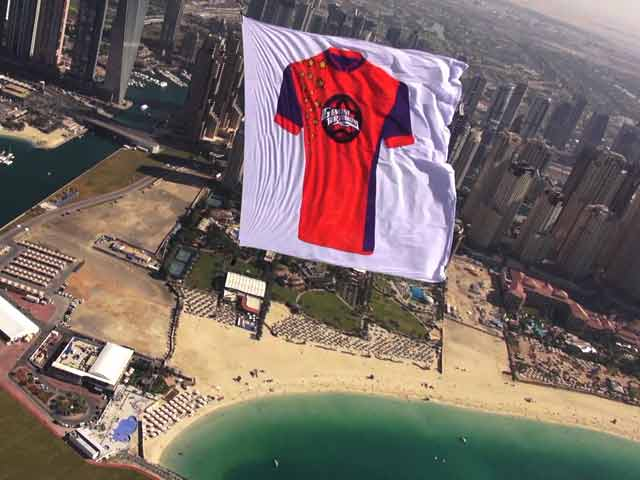 Video : Masters Champions League: Gemini Arabians' Unique Jersey Show