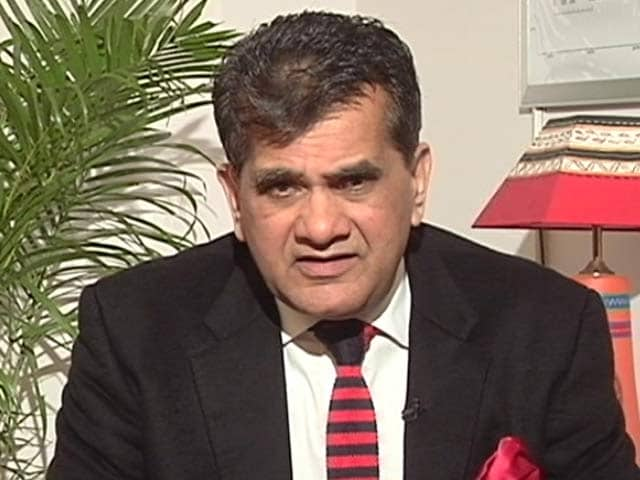Video : MSMEs Need a Compliance-Free Environment: Amitabh Kant