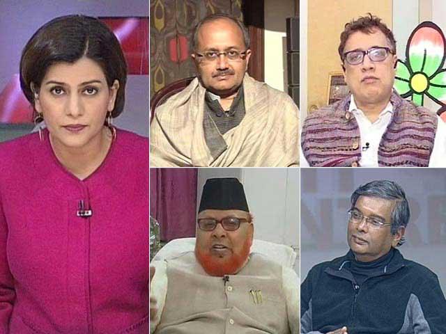 Video : Malda Violence: Is Mamata Banerjee Playing Minority Politics?