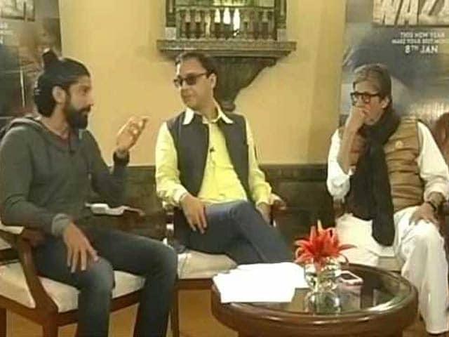 Video : <i>Wazir</i> Breaks January Jinx, Farhan Says 'It's Heartening'