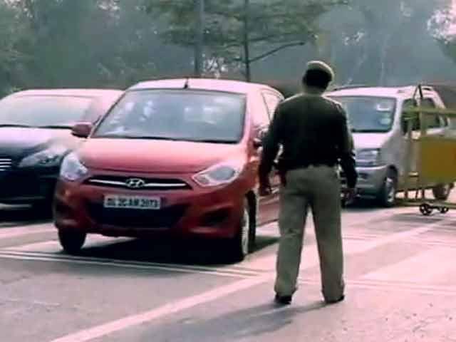 Video : Delhi's Odd Even Experiment