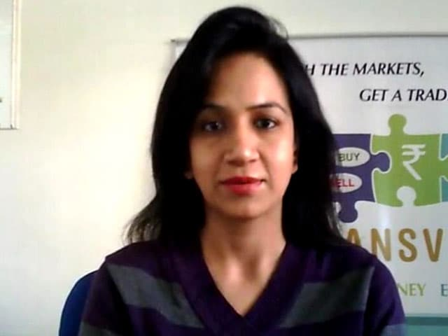 Video : Bullish on Jet Airways: Meghana V Malkan