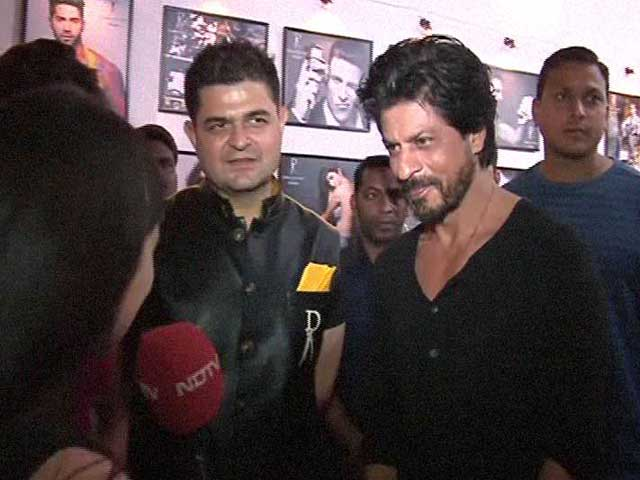 Video : 'But I'm Younger': SRK, 50, on Co-Star Alia, 22