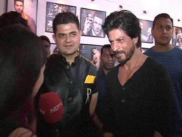 'But I'm Younger': SRK, 50, on Co-Star Alia, 22