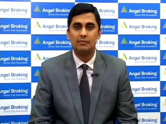 Video : Positive on Larsen & Toubro: Mayuresh Joshi