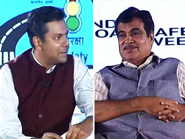 Video : Each and Every Life Matters, Says Nitin Gadkari
