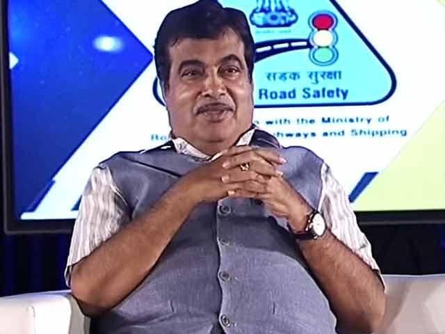 Video : Making Highways Safer My Responsibilty: Nitin Gadkari