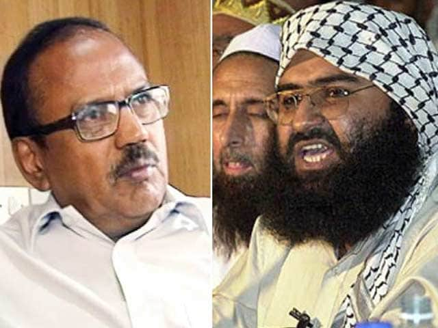 Video : The Paths Of NSA Ajit Doval And Masood Azhar Cross Again