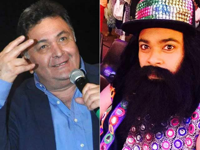 Video : 'Go Kiku Sharda,' Tweets Rishi Kapoor