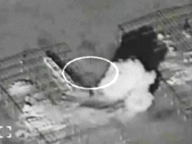 Video : US Releases Video of Airstrikes on ISIS-Controlled Oil Facility