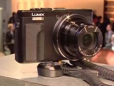 Panasonic Lumix DMX-ZS60 Travel Camera at CES 2016