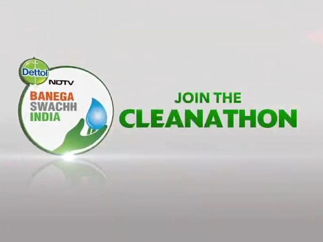 Video : Pledge Your Time to Join Our Clean-up Drive Across India