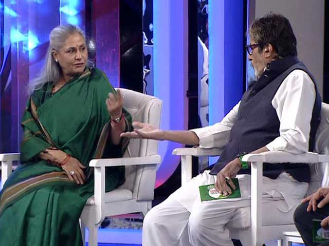 Video : Jaya Bachchan on How to Achieve #SwachhIndia