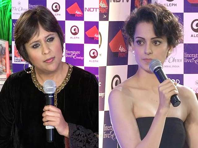 Video : Why Kangana Ranaut Taught Herself English