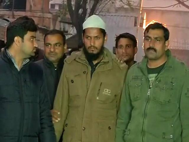 Video : Al Qaeda Terrorist Arrested From Haryana, Say Delhi Police Sources