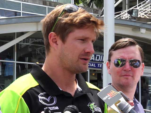 Video : Shane Watson Plesantly Surprised by Australia Call-Up