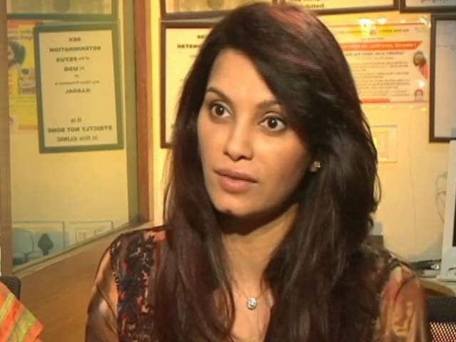 Video : Diana Hayden Felt 'Free' When She Froze Her Eggs Eight Years Ago