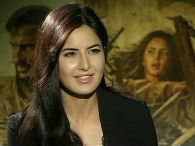 Video : Katrina is the 'Cool Cat' After Her Rumoured Break-Up