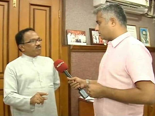 Video : Goa Chief Minister Defends Removing Ban On Felling Coconut Trees