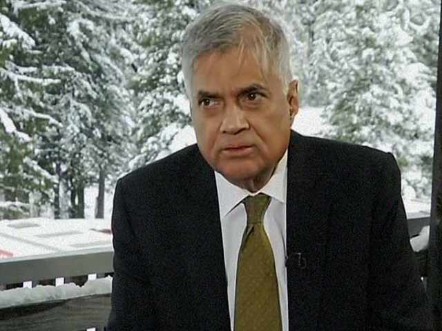 Video : Sri Lanka's Relation With India Has Suffered: PM Wickremesinghe