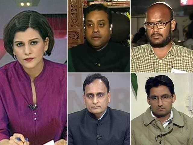 Video : Dalit Suicide, Smriti Hits Back: Has Politics Overshadowed A Tragedy?