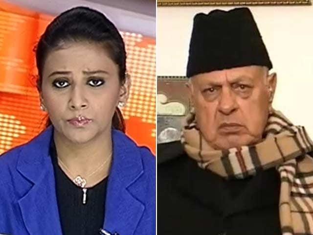 Video : नेशनल रिपोर्टर : फारूक अब्दुल्ला ने कश्मीरी पंडितों के ज़ख़्मों पर मरहम लगाया या नमक?