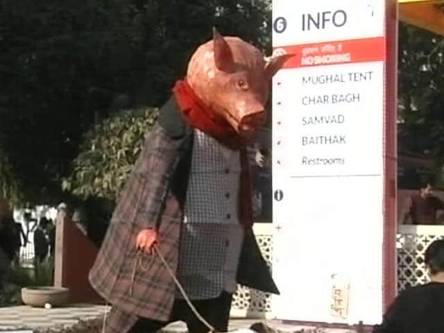 Video : जयपुर लिटरेचर फेस्ट गुरुवार से, सुरक्षा के सख्त इंतज़ाम