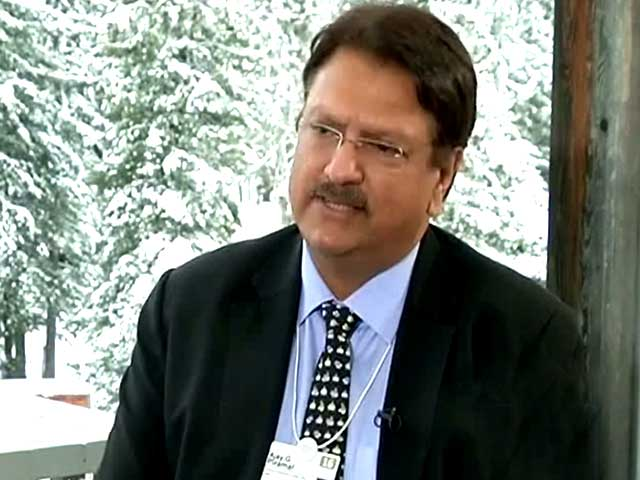 Video : Indian Economy Poised for Better Growth: Ajay Piramal