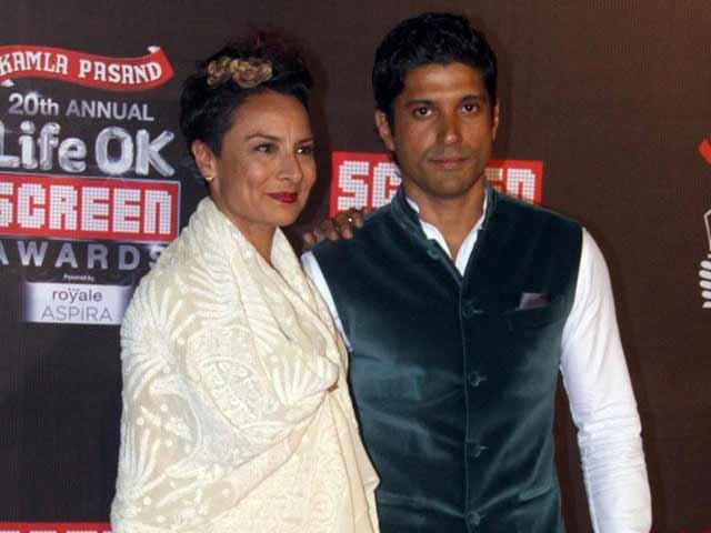 Farhan, Adhuna Split After 16 Years of Marriage