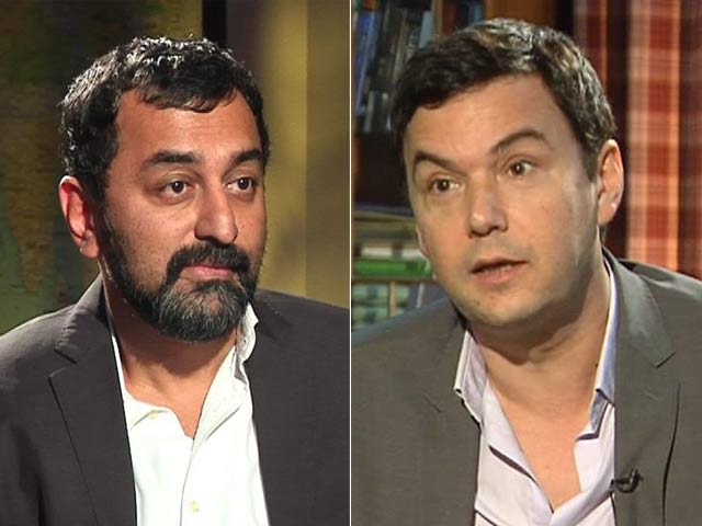 Video : Thomas Piketty: The Dangers Of Inequality