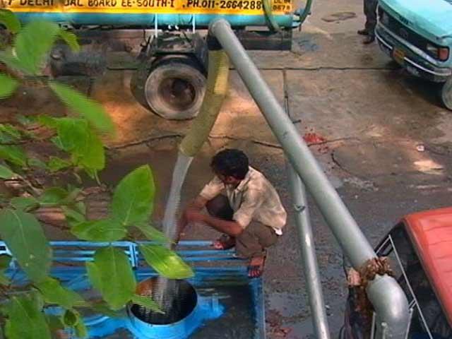 Video : अब अपना पानी बिल खुद बनाएंगे दिल्लीवाले