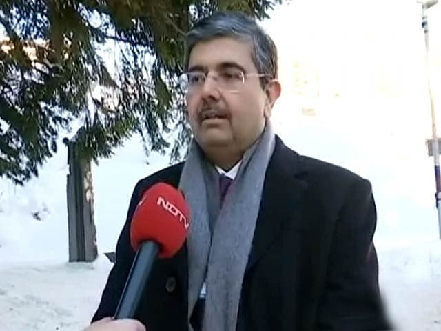 Video: Private Sector has Challenges to Build Infrastructure: Uday Kotak