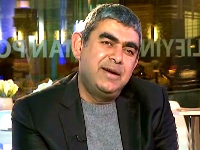 Video : Automation Can Be An Opportunity for IT Industry: Vishal Sikka